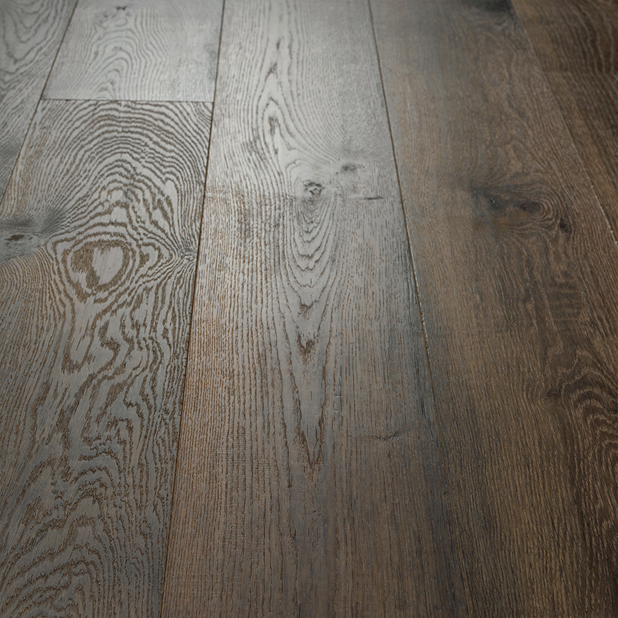 Neroli Oak Hardwood Floors from the True Hardwood Flooring Collection by Hallmark Floors. True Hardwood Flooring where the color goes throughout the surface layer without using stains or dyes.