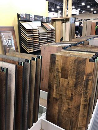 Hallmark Floors at Surfaces 2019