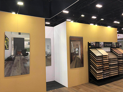 Commercial Flooring featured Hallmark Floors Booth 1137 for TISE 2019