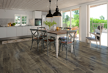 Magnolia Hickory Hardwood Floors From The True Flooring Collection By Hallmark