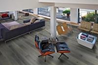 True Engineered Hardwood Flooring Jasmine Hickory Commercial room