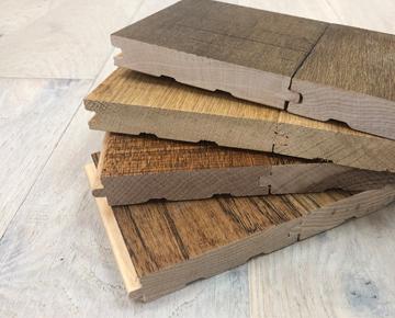 Hallmark Floors Solid Samples