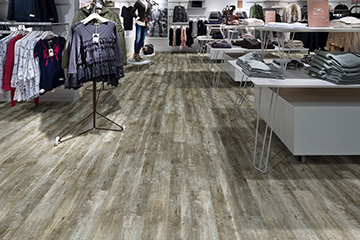 Arcadian, Oak, 2Twelve-Dry Back Rigid Commercial Flooring by Hallmark Floors