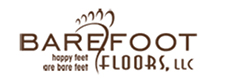 Barefoot Floors Logo in Mount Pleasant SC