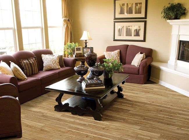 Rigid flooring verses vinyl floors starts with understanding the pros and cons of each type of flooring. 12 Mil Vinyl Flooring (LVT) Springfield, Birch, 12Mil Waterproof Vinyl Flooring.