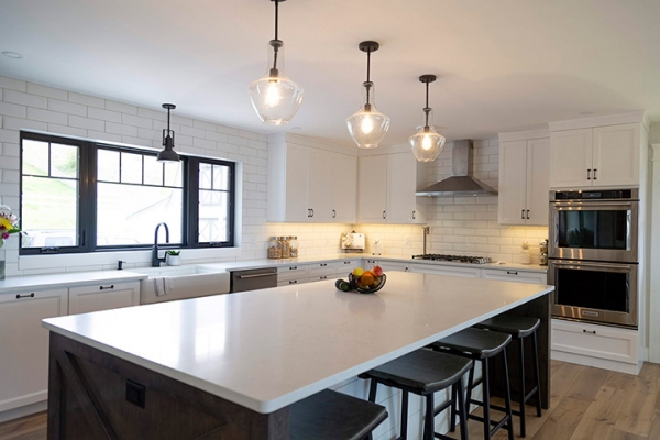 Modern Farmhouse Renovation Hallmark Floors