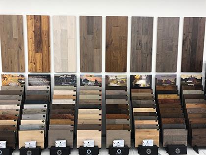 Four Seasons Hallmark Floors Showroom in Myrtle Beach SC